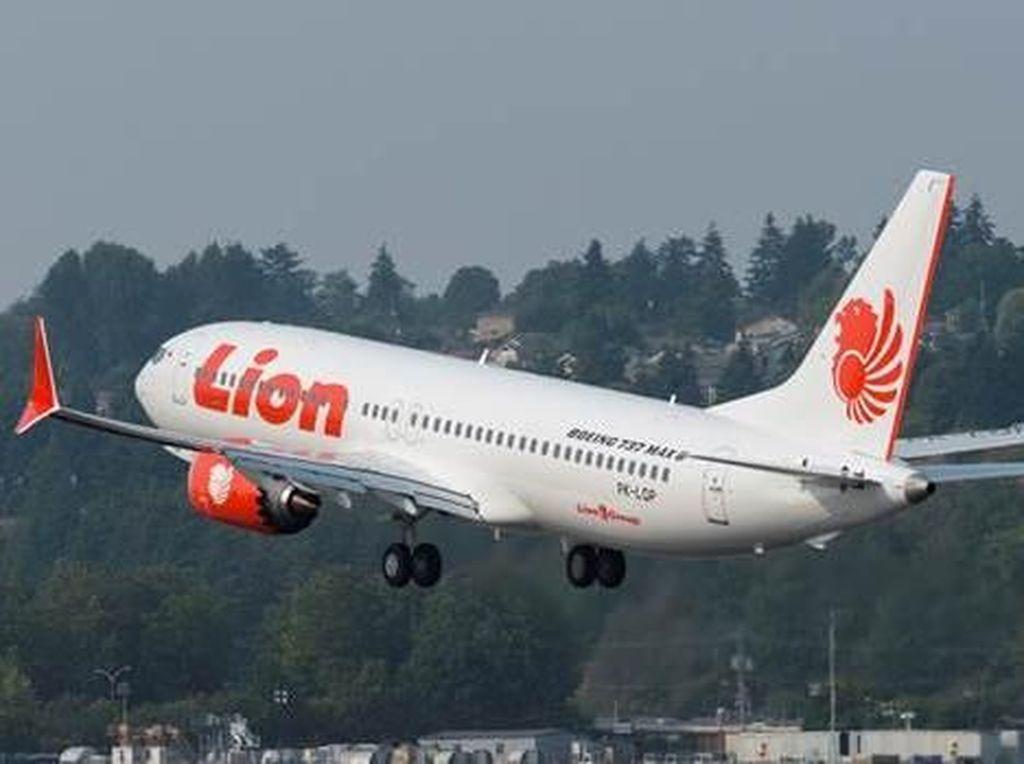 Ini Deretan Masalah Lion Air PK-LQP 4 Hari Sebelum Jatuh