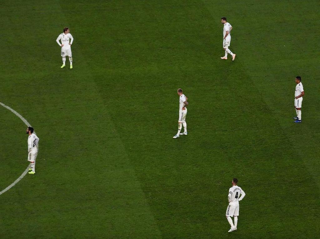 Ayah Lopetegui: Madrid Jelek karena Jual Ronaldo