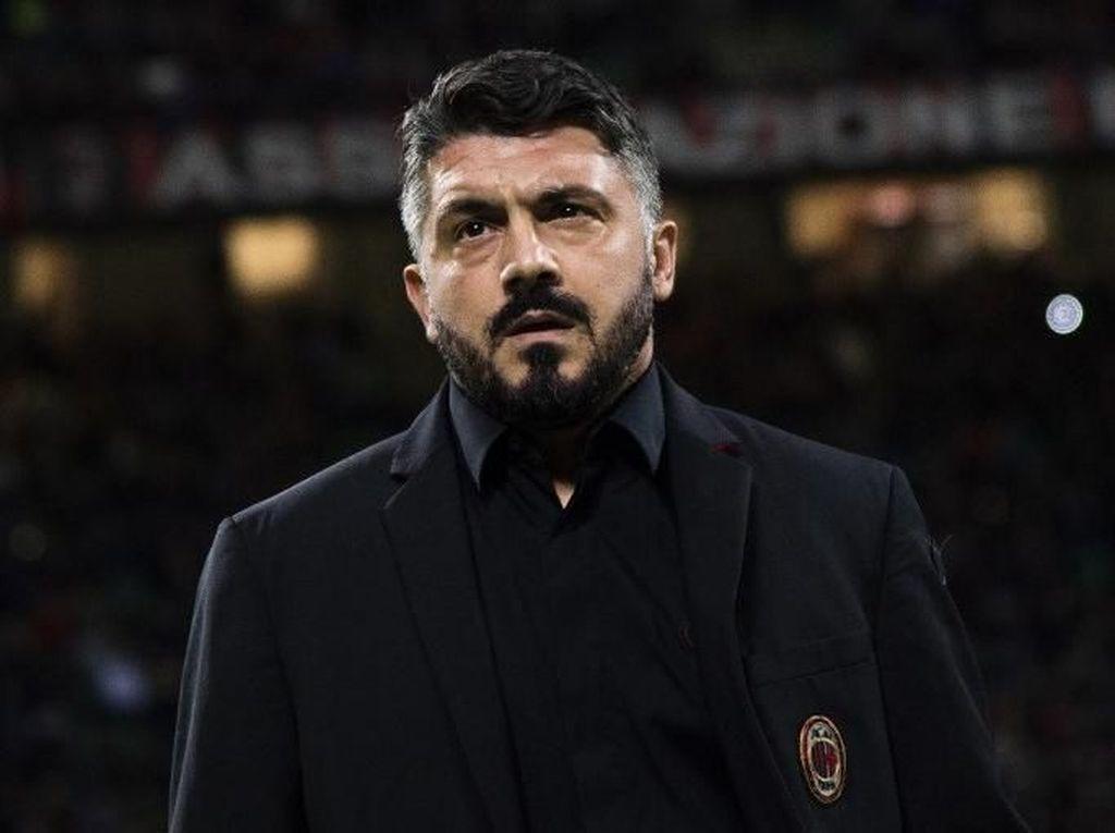 Gattuso di Milan Sampai Akhir Musim, Di Francesco Jadi Penggantinya?