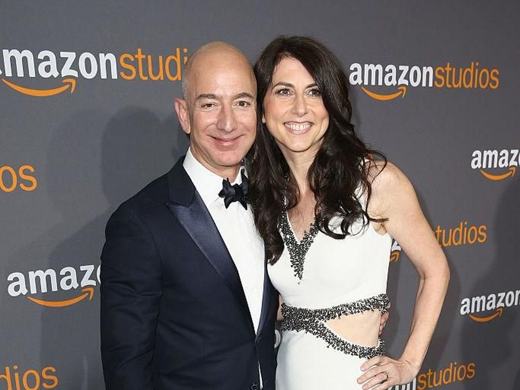 Selain Mantan Istri Jeff Bezos, Ini Deretan Wanita Terkaya Dunia