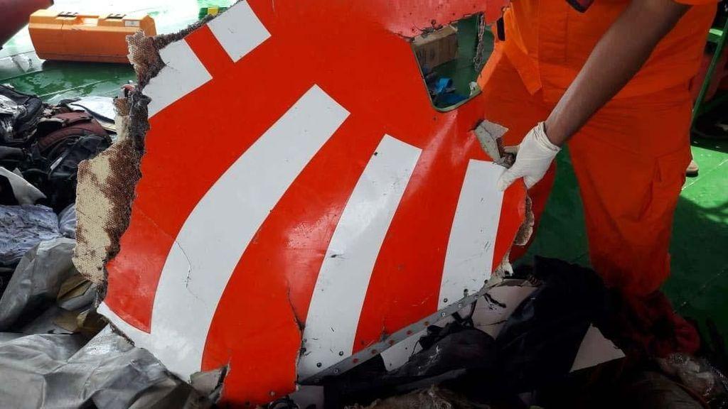 Foto: Puing-puing Lion Air Kembali Ditemukan
