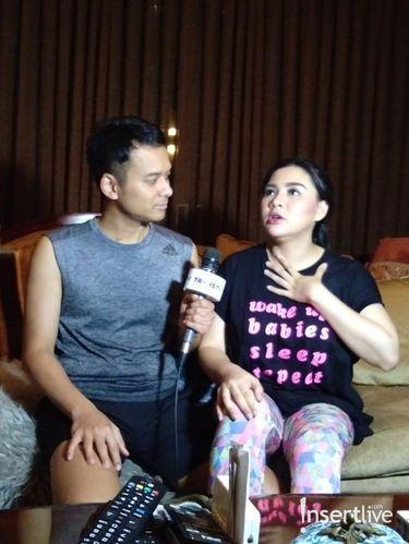 Vicky Shu dan Ade Imam