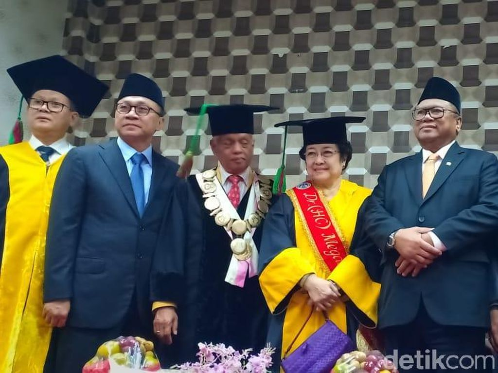 Megawati: Perbedaan Politik Tidak Perlu Caci Maki