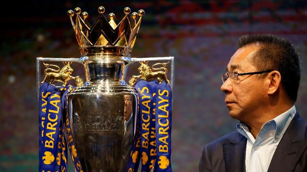 Leicester City Berduka