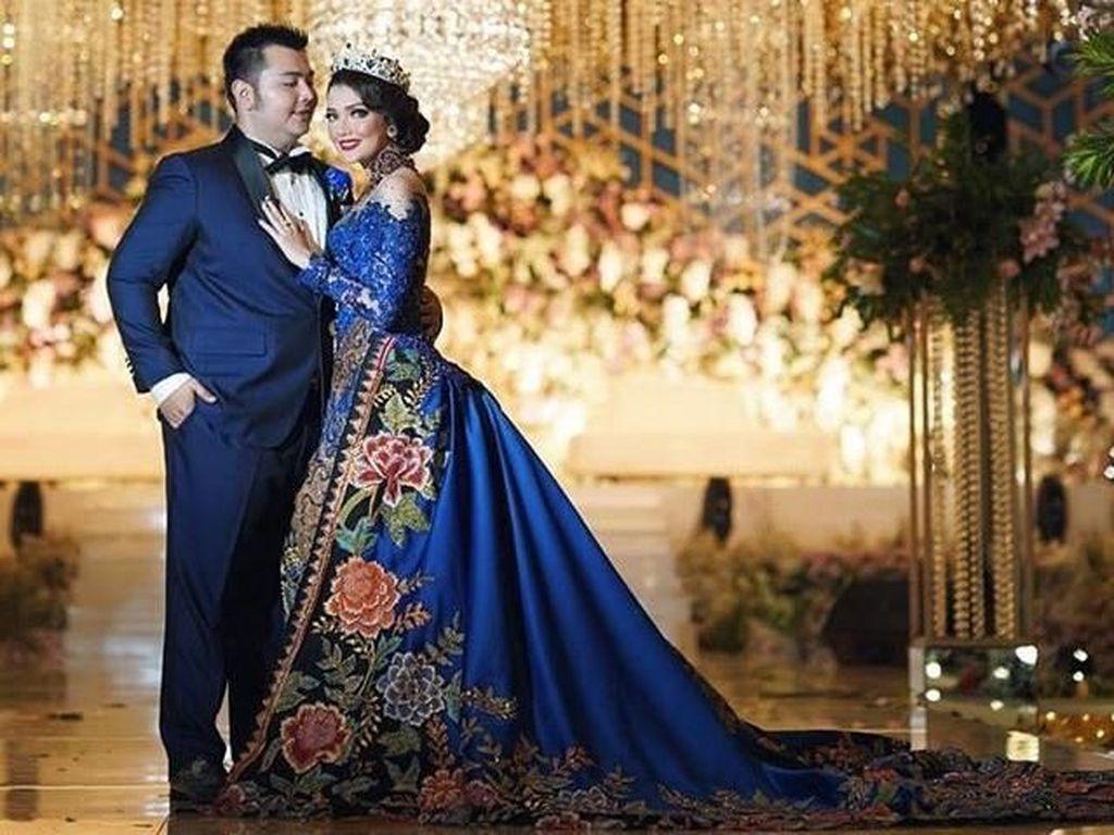 Megahnya Pernikahan Pasangan di Solo, Para Tamu Undangan Bawa Lamborghini