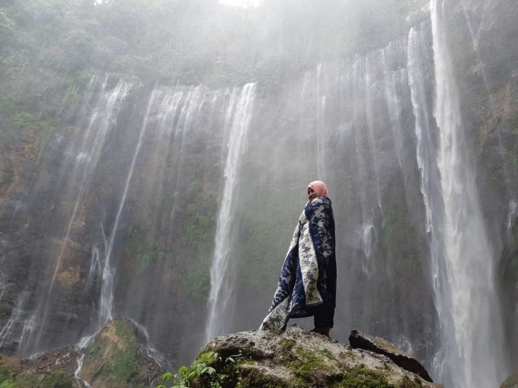 Air Terjun Tumpak Sewu yang Cantik dari Berbagai Sisi