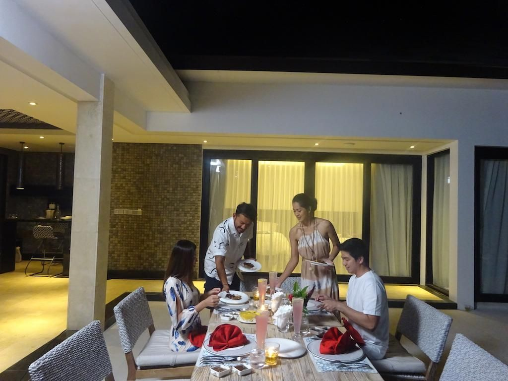 Kalah dari Tim Kevin di Bali, Tim Rio Dihukum Jadi Chef Dadakan