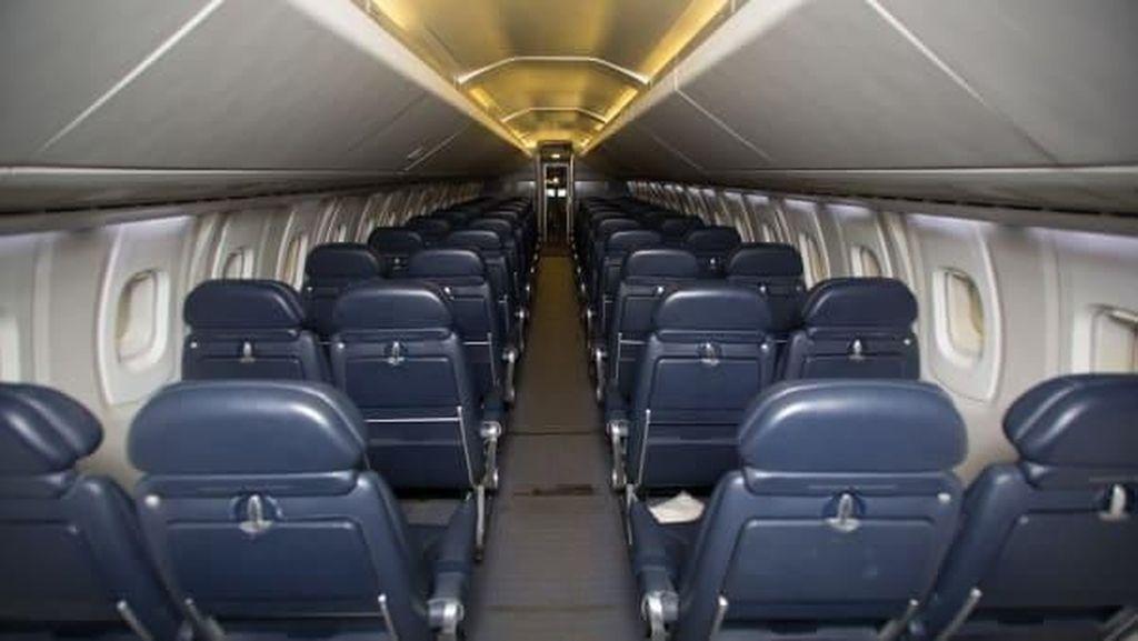 Potret Kabin Pesawat Concorde yang Sempit dan Kejutannya