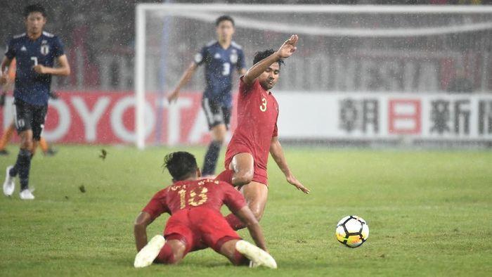 Indonesia gagal ke Piala Dunia U-20 di Polandia usai kalah dari Jepang di perempatfinal Piala Asia U-19. (Foto: AFC)