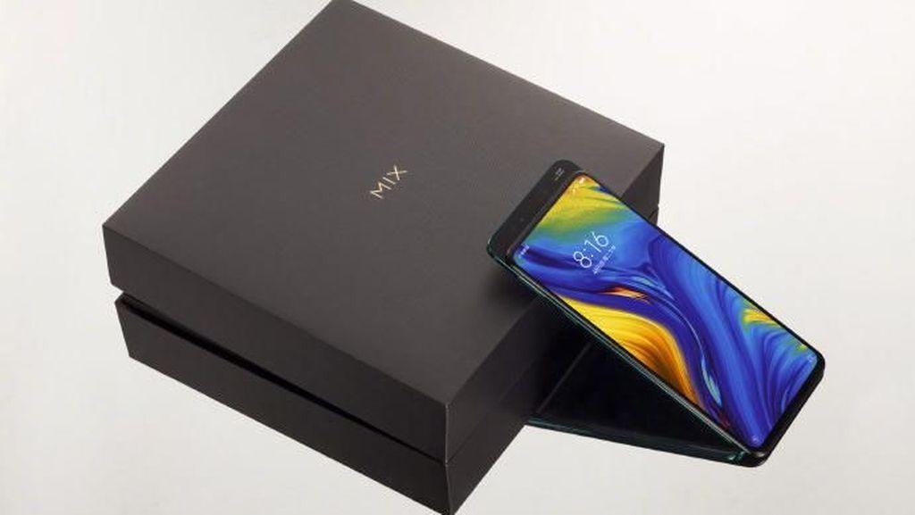 Penampakan Xiaomi Mi Mix 3 yang Menggoda