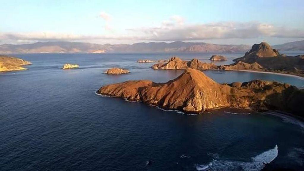 Eloknya Pulau Padar yang Tiada Dua
