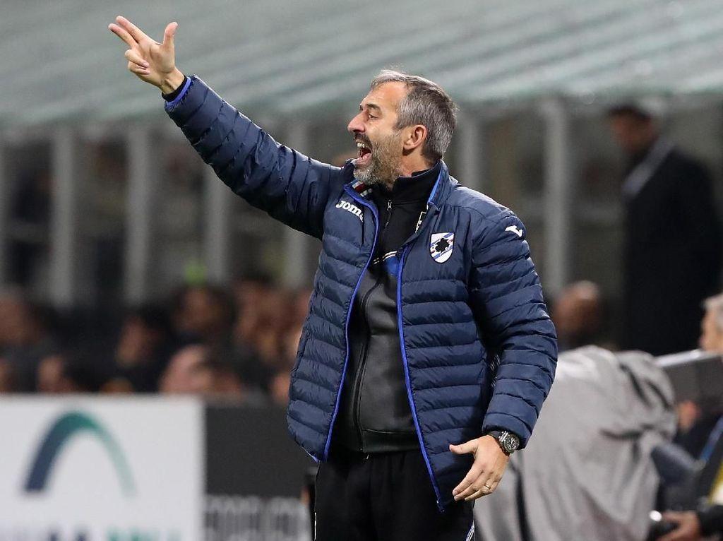 Marco Giampaolo Dikabarkan Bakal Latih Milan, Bagaimana Rekam Jejaknya?