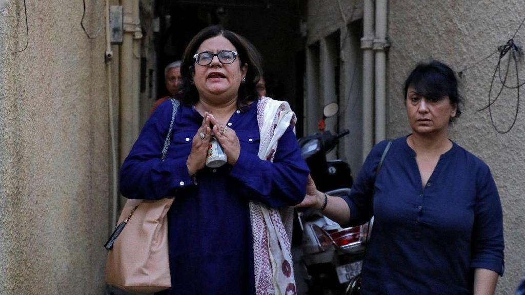 Foto: Keluarga Pilot Lion Air Bhavye Suneja Terbang ke Jakarta