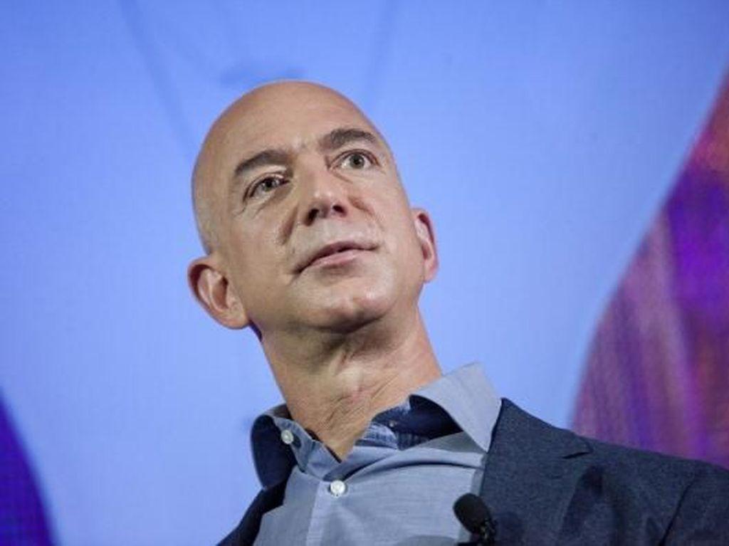 Jeff Bezos: Hidup di Mars? Coba Tinggal di Everest Dulu!