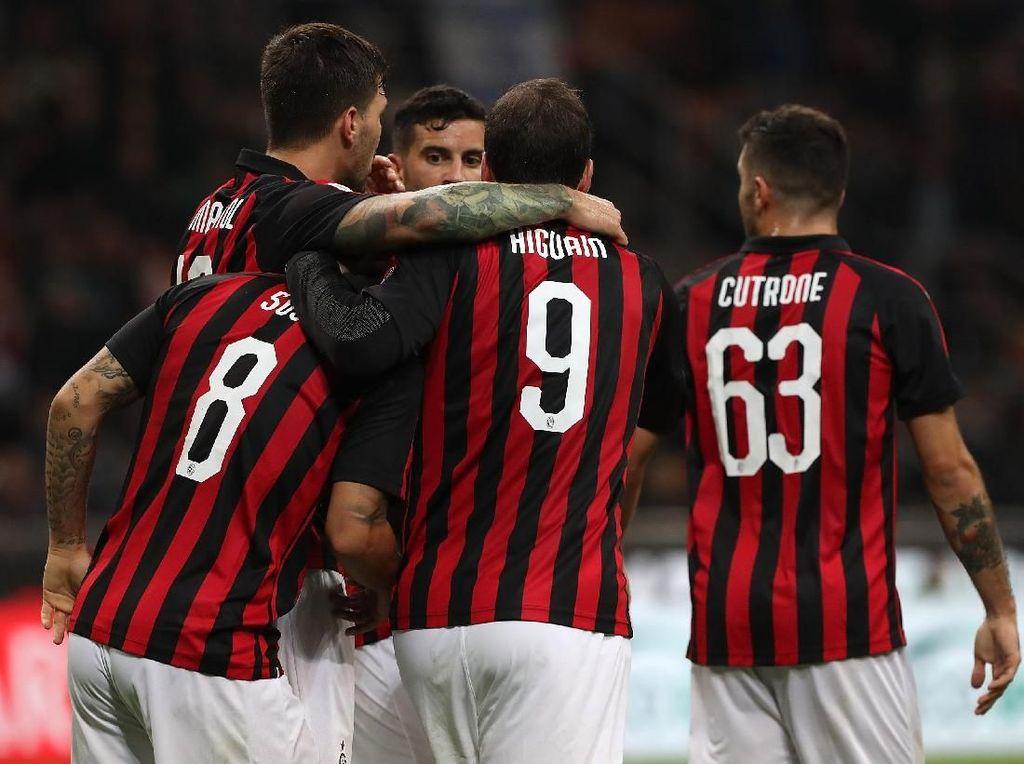 Milan Susah Payah Kembali ke Jalur Kemenangan