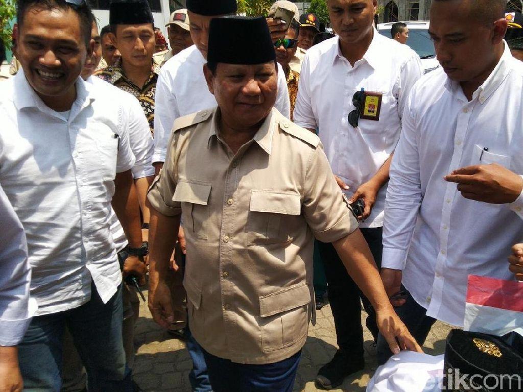 Target Prabowo Pimpin RI: Kurangi Kemiskinan dan Swasembada Pangan