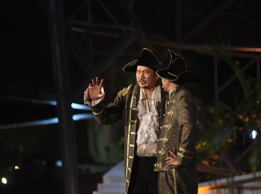 Misteri Sang Pangeran Jadi Pertunjukan Perdana di Taman Indonesia Kaya