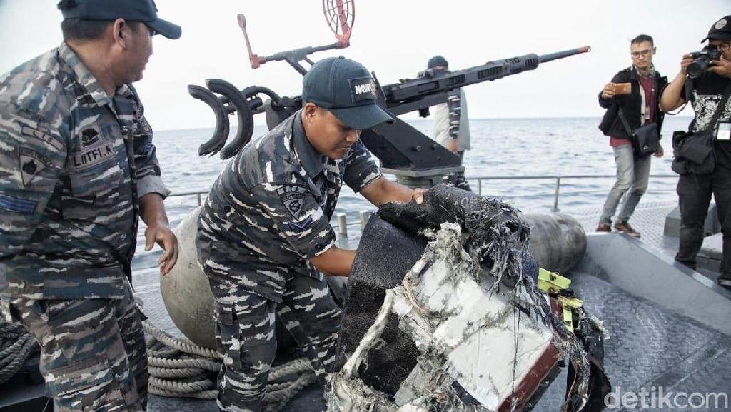 Puing-puing Lion Air Terus Ditemukan