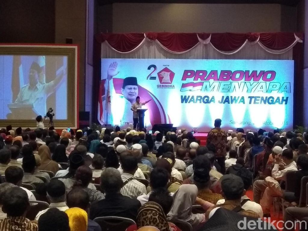 Cerita Prabowo yang Merasa Punya Dosa dengan Bibit Waluyo