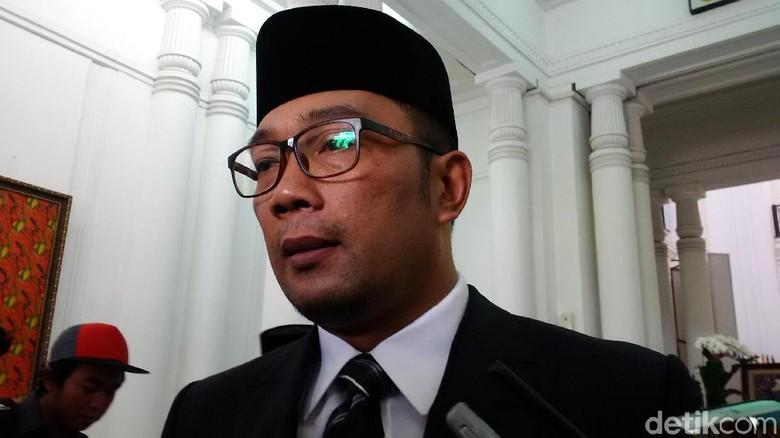 Ridwan Kamil Nilai Pemuda Zaman Now Masih Baperan