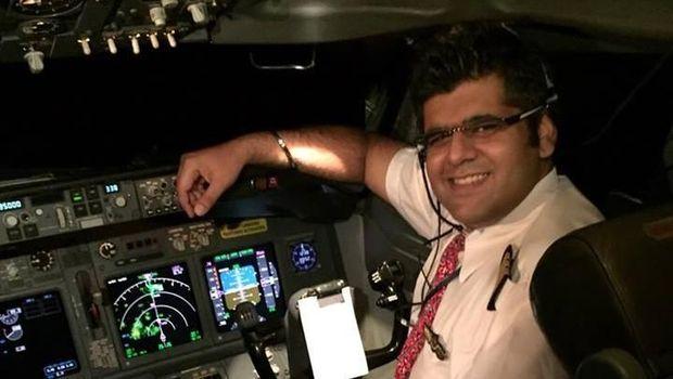 Pilot Lion Air JT 610 Bhavye Suneja
