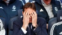 Ramos: Masa Depan Lopetegui Tak Diputuskan di Ruang Ganti