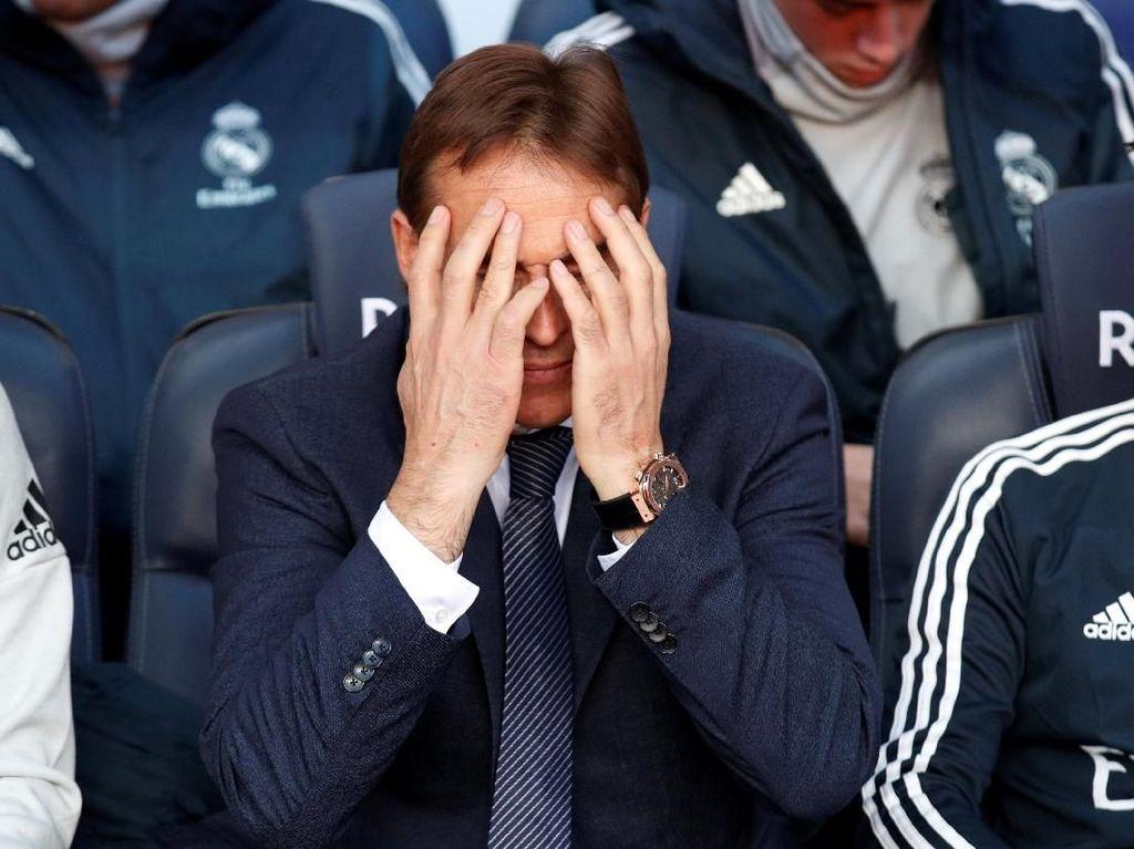 Dari Del Bosque sampai Lopetegui: Seringnya Perez Mengganti Pelatih Madrid
