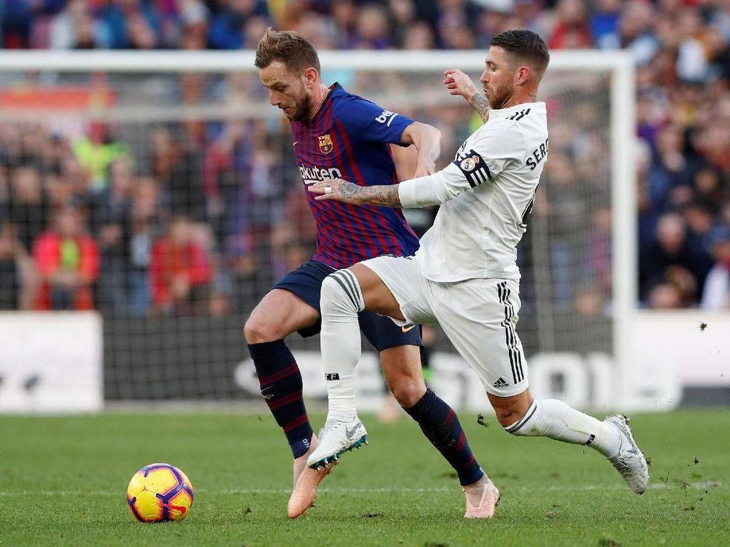 Jadwal Pertandingan Barcelona vs Real Madrid