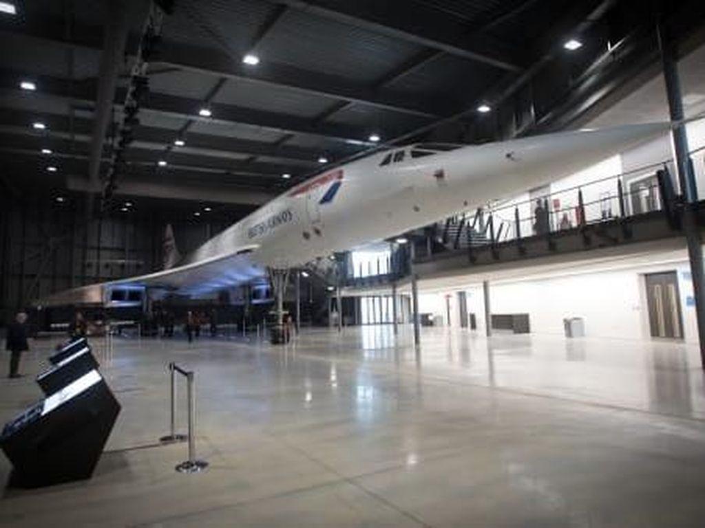 Mengenang Penerbangan Concorde yang Mengejutkan Dunia