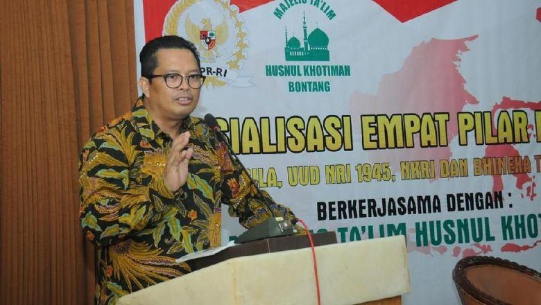 Wakil Ketua MPR Mahyudin Setuju Pelajaran PMP Dihidupkan Kembali