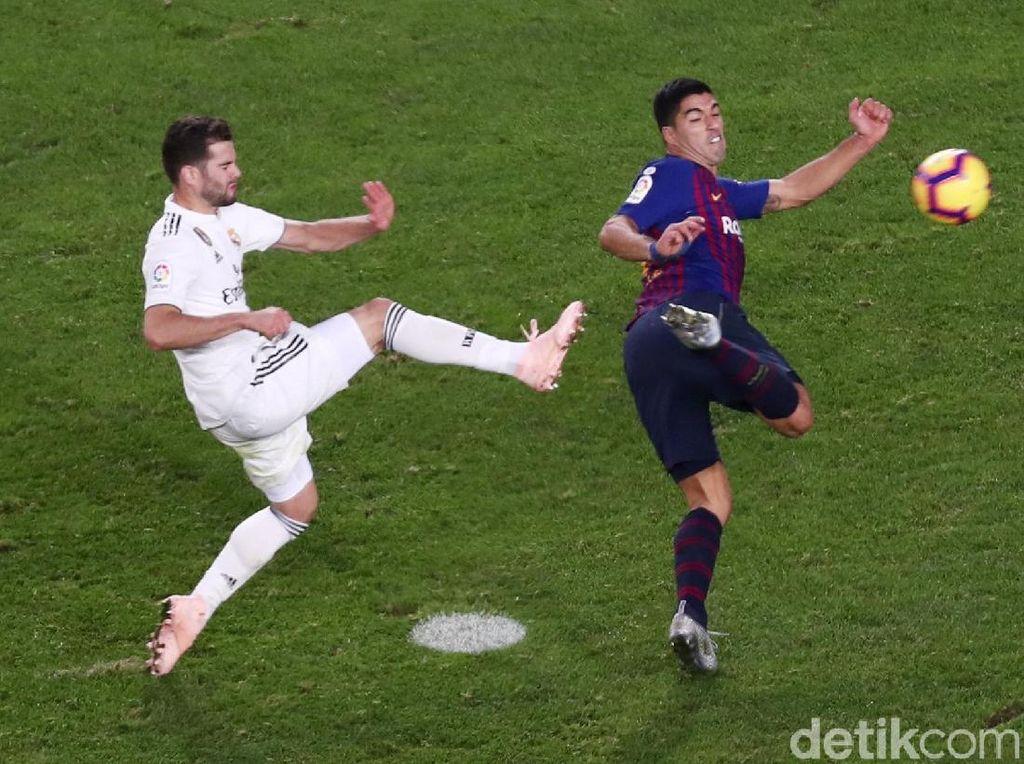 Barcelona dan Madrid Tolak El Clasico Dipindah ke Bernabeu