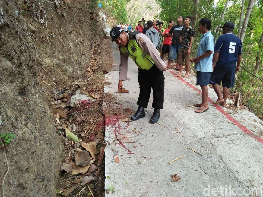 Korban Laka di Kulon Progo Sekeluarga Asal Banjarnegara