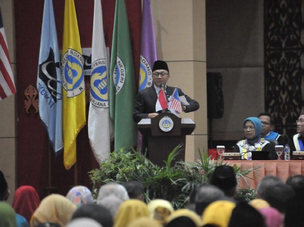 Zulkifli Hasan Nilai Anwar Ibrahim adalah Politisi yang Istiqamah