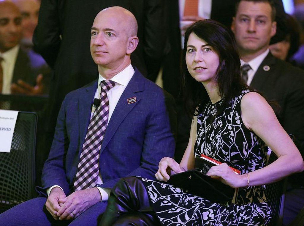 Cerai, MacKenzie Bezos Jadi Wanita Terkaya Ketiga Dunia