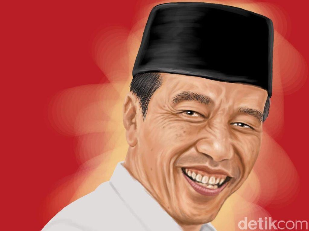 Jokowi Pamer Penerimaan dari Tax Amnesty, Bagaimana Datanya?