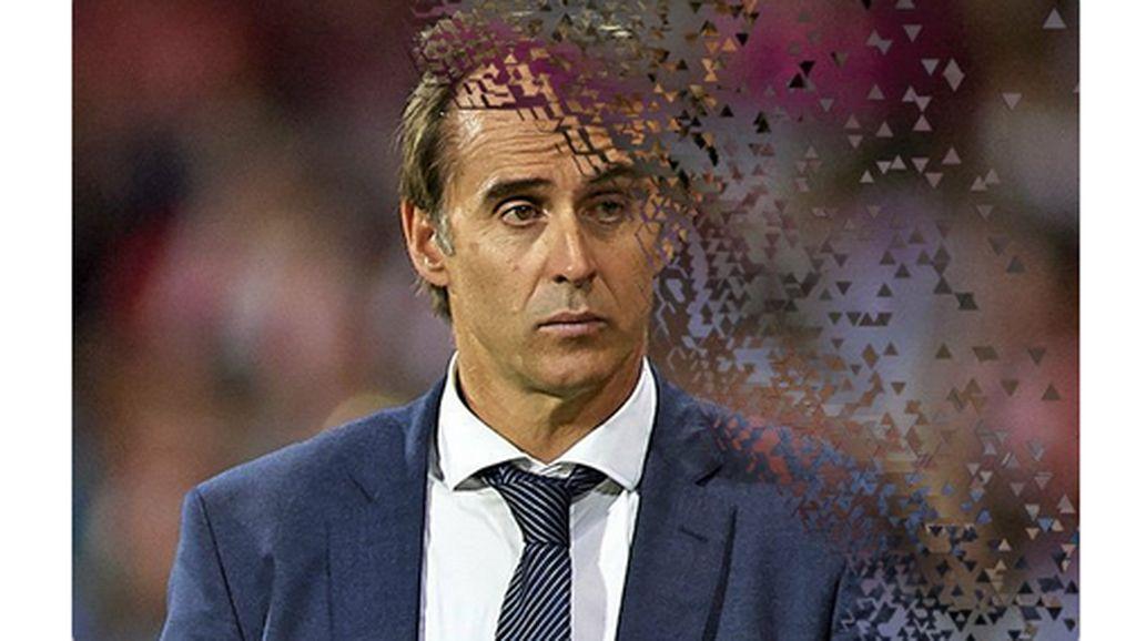 Meme Lopetegui Akan Dipecat Usai Madrid Dilumat Barca