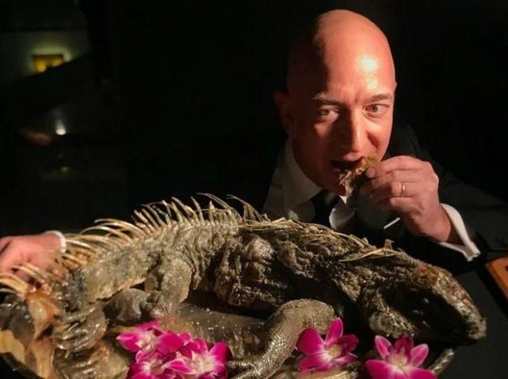 Aksi Vin Diesel Jualan Nanas hingga Orang Terkaya di Dunia yang Doyan Kecoa