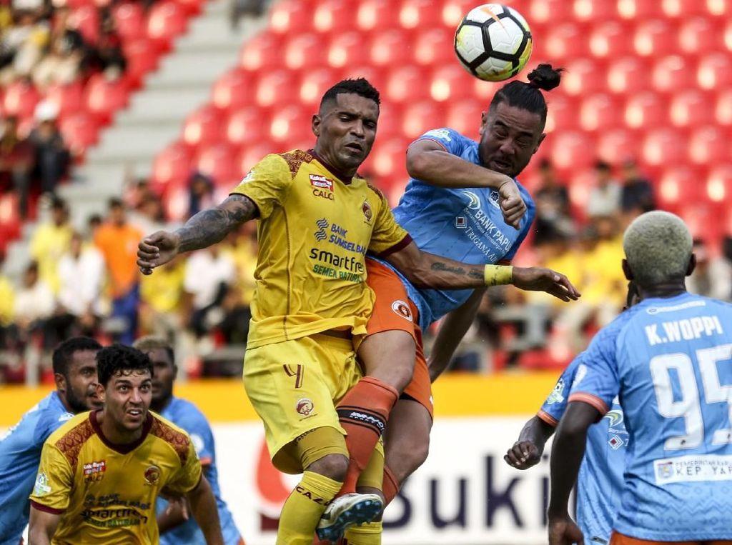 Sriwijaya FC Minta Vs Keluarga USU di Piala Indonesia Diundur
