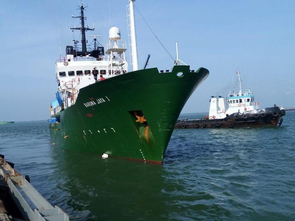 Kapal Baruna Jaya Selamat dari Kebakaran, BPPT Minta Pelabuhan Khusus