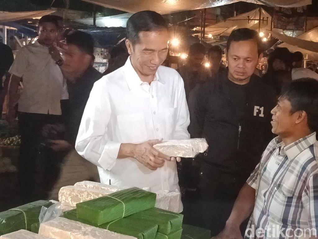 Isu Tempe Jokowi Vs Sandiaga