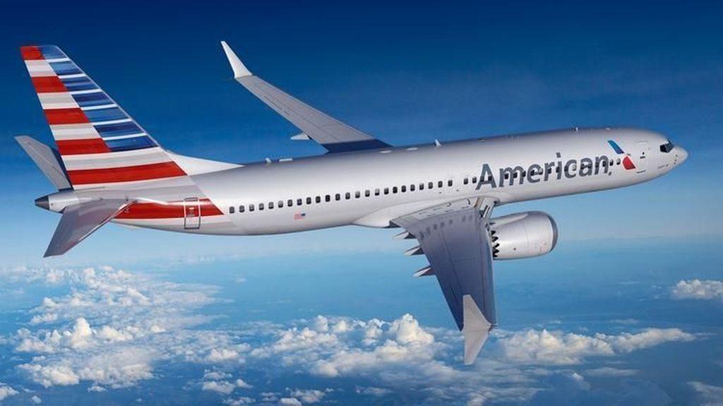 Foto: Maskapai Dunia yang Pakai Boeing 737 Max 8