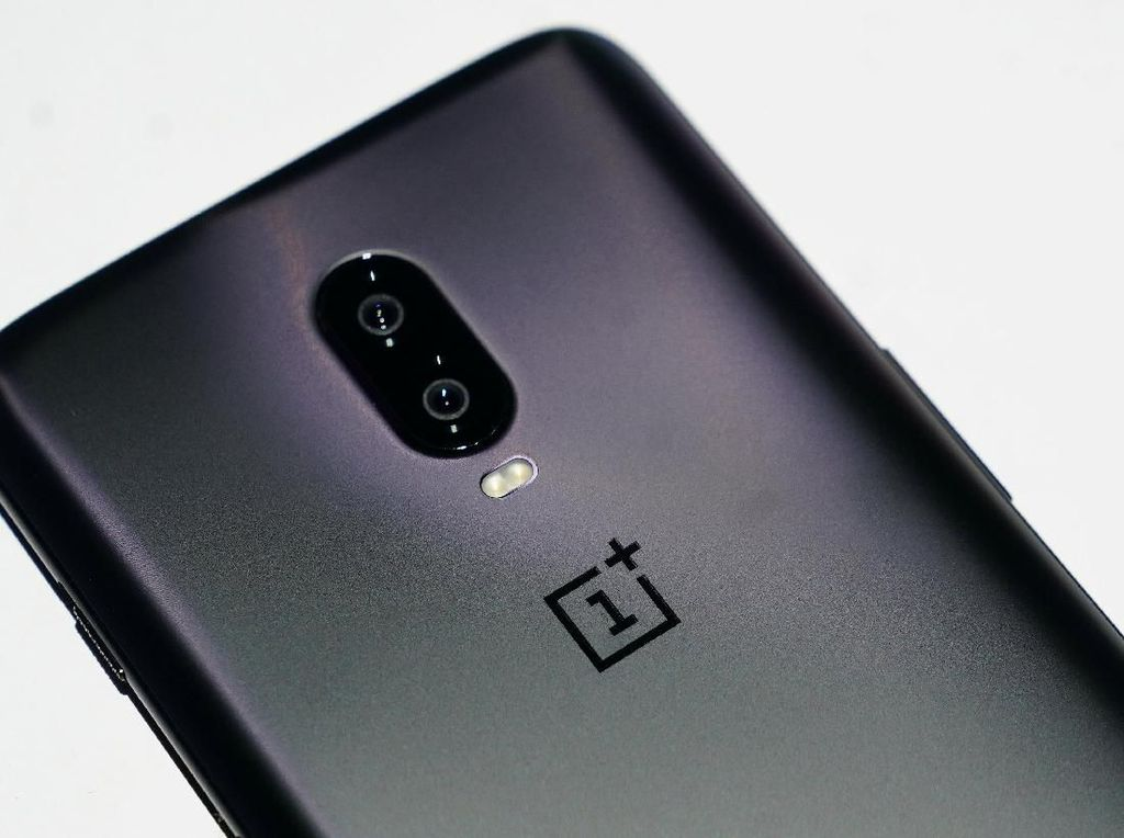 OnePlus 6T Tembus Pasar AS