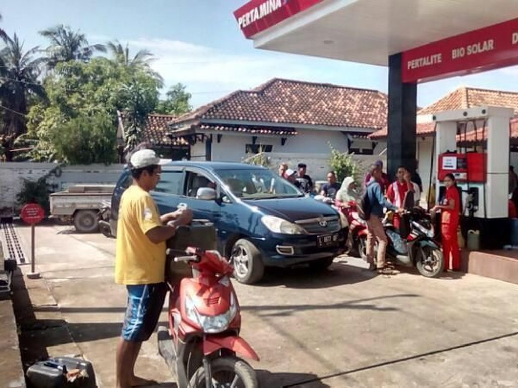 Harga BBM di Desa Tepencil NTT Sudah Seperti di Jawa