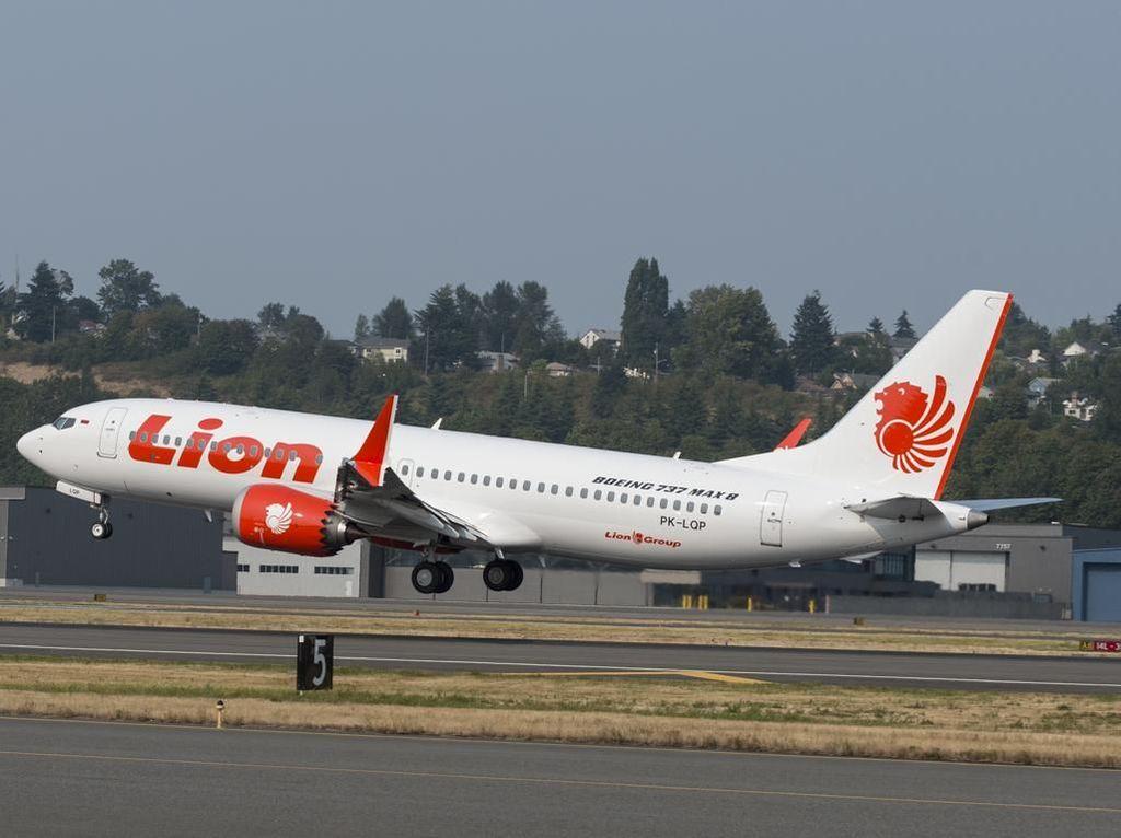 Ini Rute Penerbangan Terakhir Lion Air PK-LQP Versi FDR Black Box
