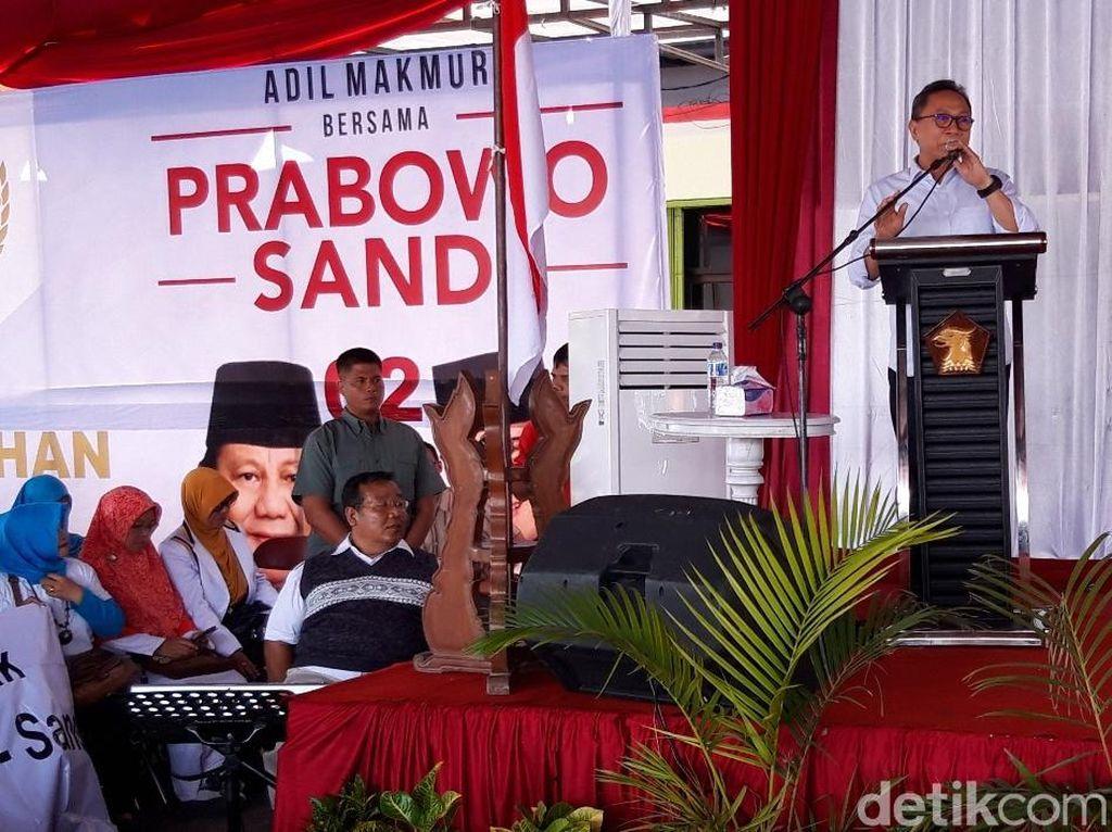 Soal Tampang Boyolali, Tim Prabowo: Itu Sebenarnya Sayang