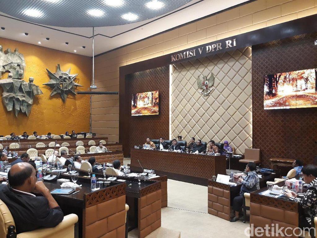 Komisi V DPR Cecar Kemenhub soal Lion Air JT 610 Jatuh