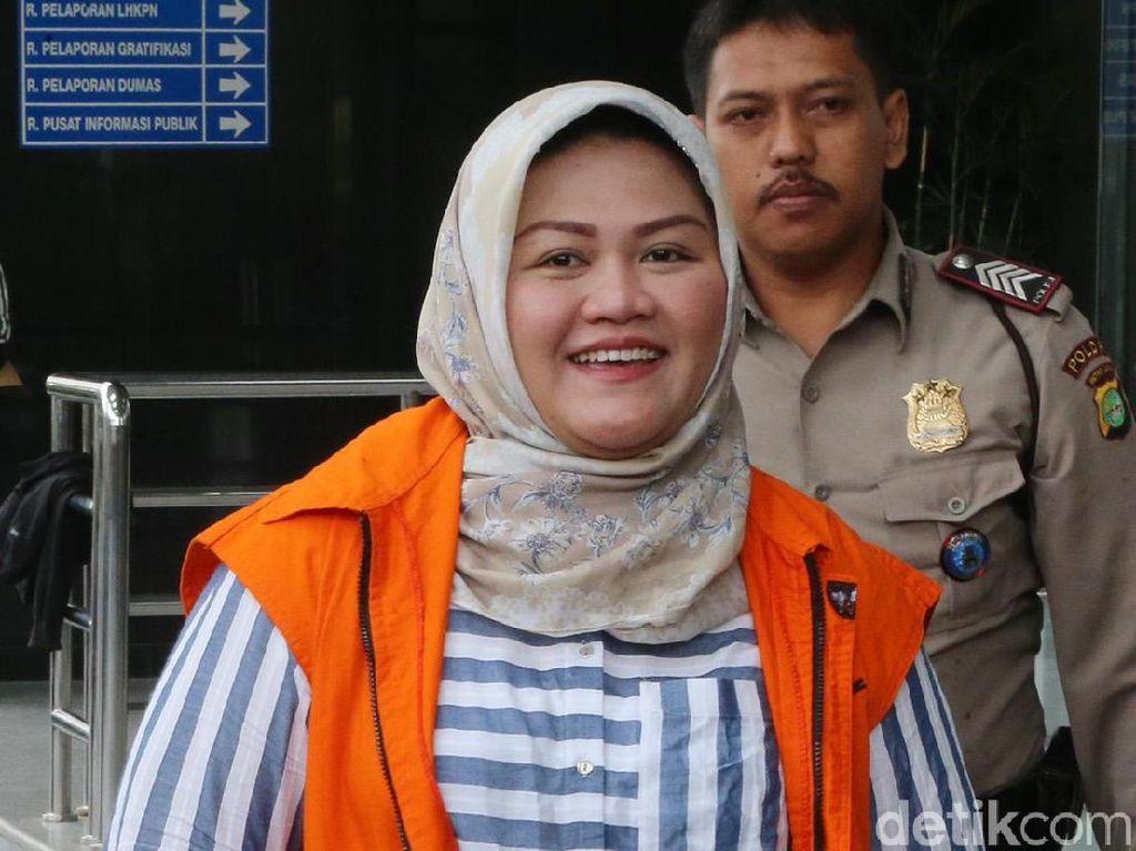 Bupati Neneng Ajukan Justice Collaborator, KPK Minta Kooperatif