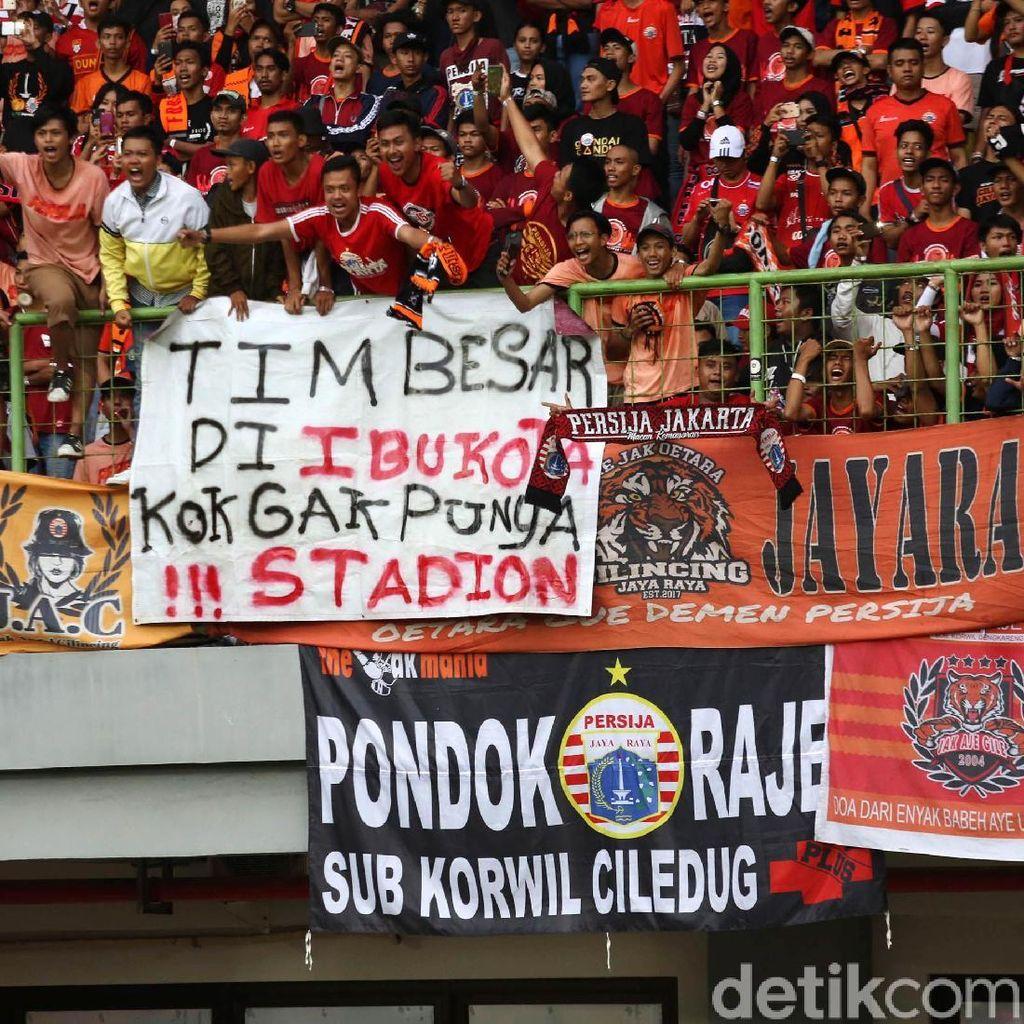 Tak Direkomendasikan Tanding Malam, Persija Minta Ubah Kick Off Piala AFC