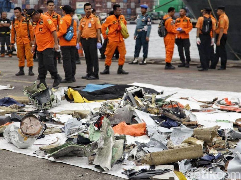 Di Paripurna, Pimpinan DPR Ajak Doa untuk Korban Lion Air JT 610