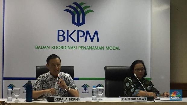 Investasi Asing Jeblok 20% di Kuartal III-2018